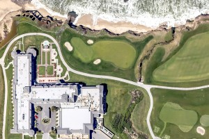 Ritz Carlton, Half Moon Bay, showing sample resolution