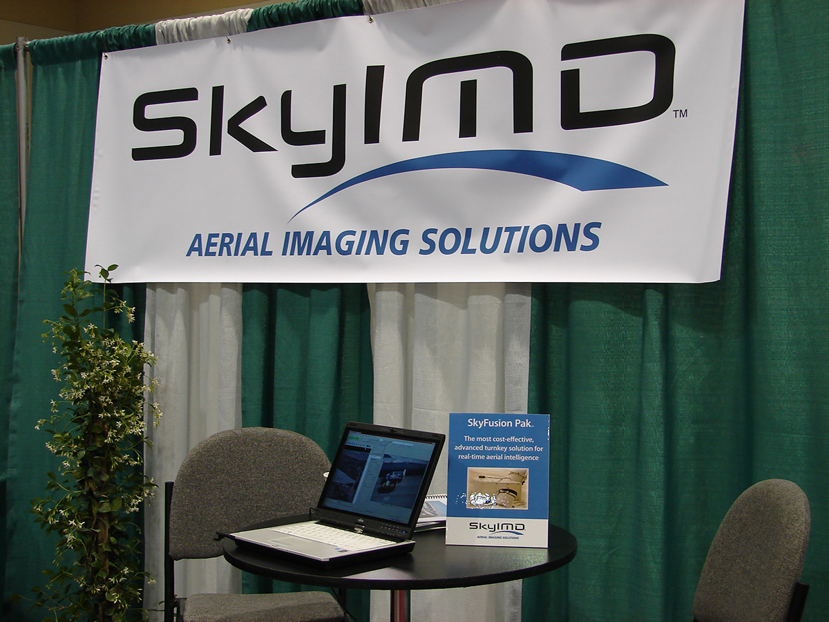 SkyIMD's introduction at the Border Security Expo in Arizona