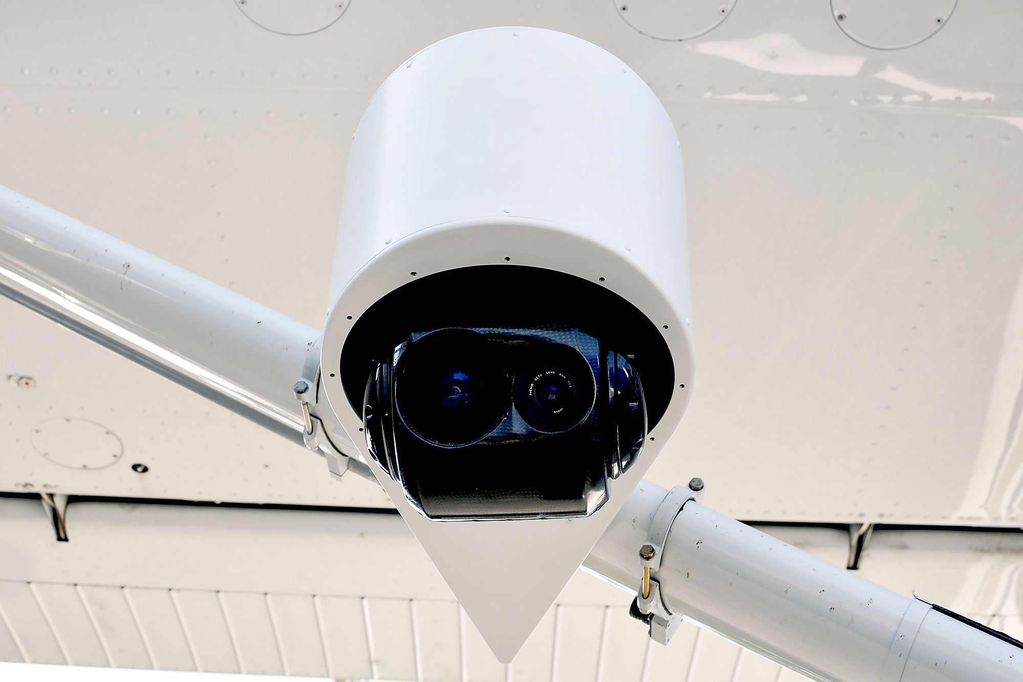 Camera Platform FAA Approved for Multiple Aircraft Types