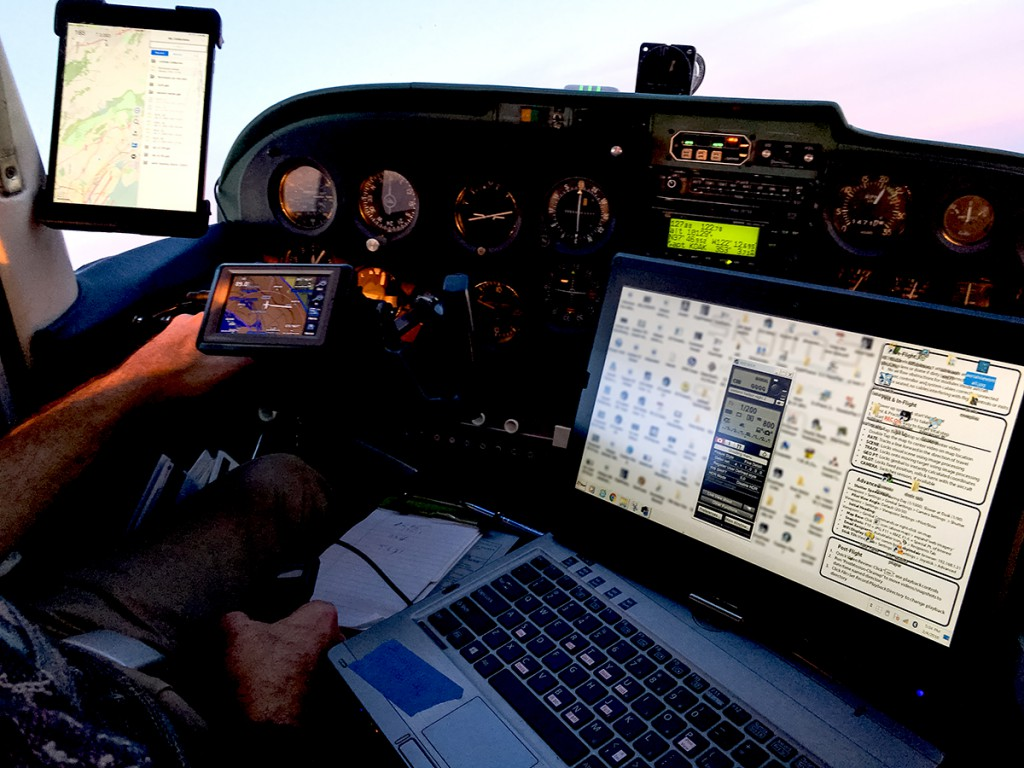 Single Pilot Aerial Camera Operation