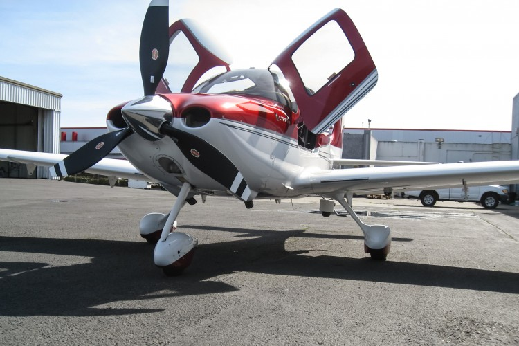 SkyIMD's Aerial Camera Platform FAA STC Approved on Cirrus SR22 & SR22T Aircraft