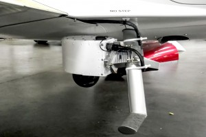Aerial camera platform for Cirrus SR22 and SR22T aircraft