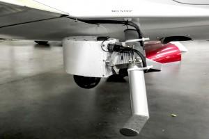 Aerial camera platform for Cirrus SR22 and SR22T aircraft