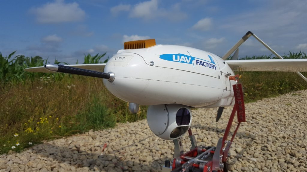 UAV Factory and SkyIMD enter into strategic partnership
