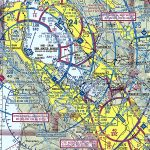 San Francisco Bay Area Airspace Map